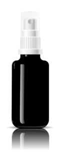 Mögliche CBD Öl Spray Flasche